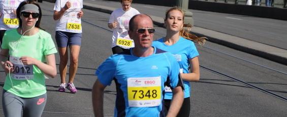 Олег Коршунов. Мои первые 10 км.