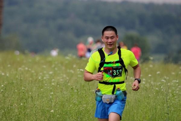 """The Nort Face Trail Run последние км, """"У вас классный инстаграмм"""""""