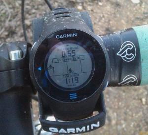 Спортивные часы Garmin Forerunner 610