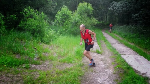 The Nort Face Trail Run  25 км