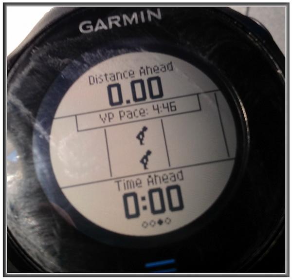 Спортивные часы Garmin Forerunner 610. Настройка виртуального партнера.